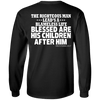 The Righteous Man (Back Design)-Apparel-Our Lord Style