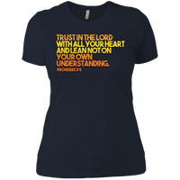 Trust In The Lord (Proverbs 3:5)-Apparel-Our Lord Style
