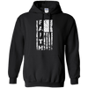 United States Of Faith Pullover Hoodie (Front Design)-Apparel-Our Lord Style