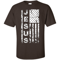 United States Of Jesus - Tees & Hoodies (Front Design)-Apparel-Our Lord Style