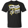 We Love Cause He Loved Us First-Apparel-Our Lord Style