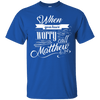 When You Have Worry (Matthew 6:34)-Apparel-Our Lord Style