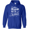 When You Have Worry (Matthew 6:34) Pullover Hoodie-Apparel-Our Lord Style