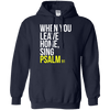 When You Leave Home Sing (Psalm 91)-Apparel-Our Lord Style