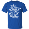 When You Want Peace & Rest (Matthew 11:28) Cotton Shirt-Apparel-Our Lord Style