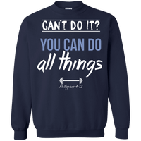 You Can Do All Things (Philippians 4:13)-Apparel-Our Lord Style
