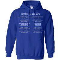 You Say God Says V3-Apparel-Our Lord Style
