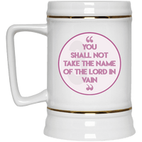 You Shall Not Take The Name Of The Lord In Vain-Apparel-Our Lord Style