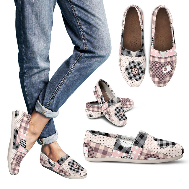 Quilting - Women's Casual Shoes