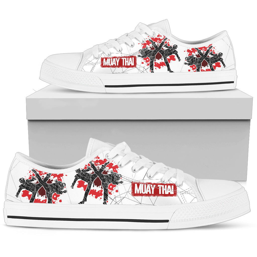 Muay thai Women's Low Top Shoe