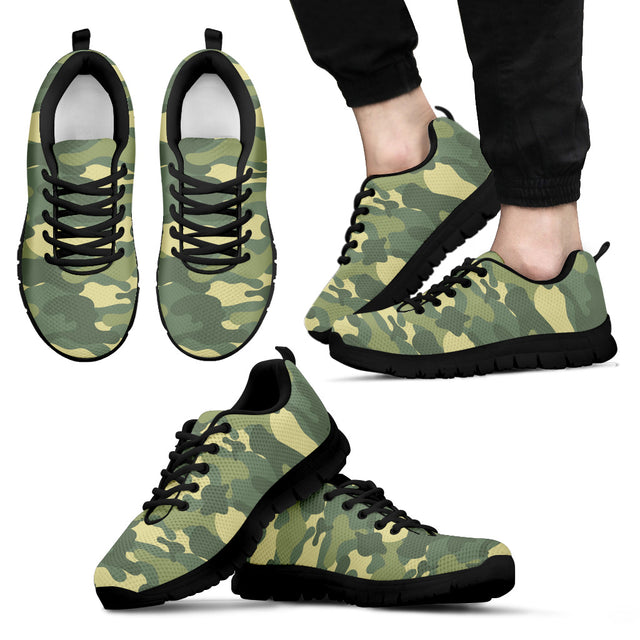 """Camo Classic"" Baskets Homme"