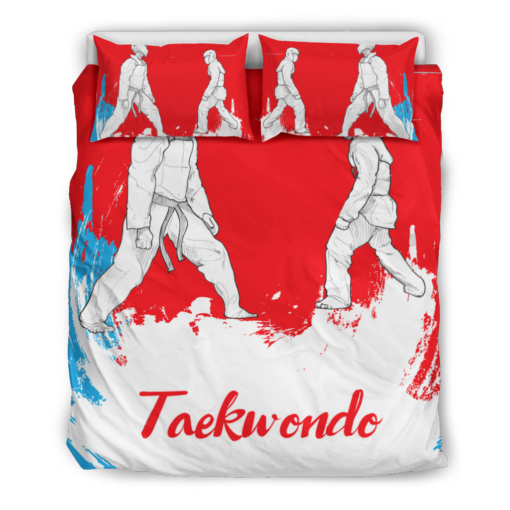 Taekwondo Bedding Set