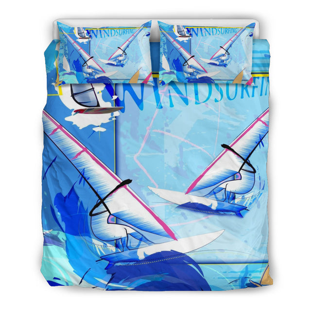 Windsurfing Bedding Set