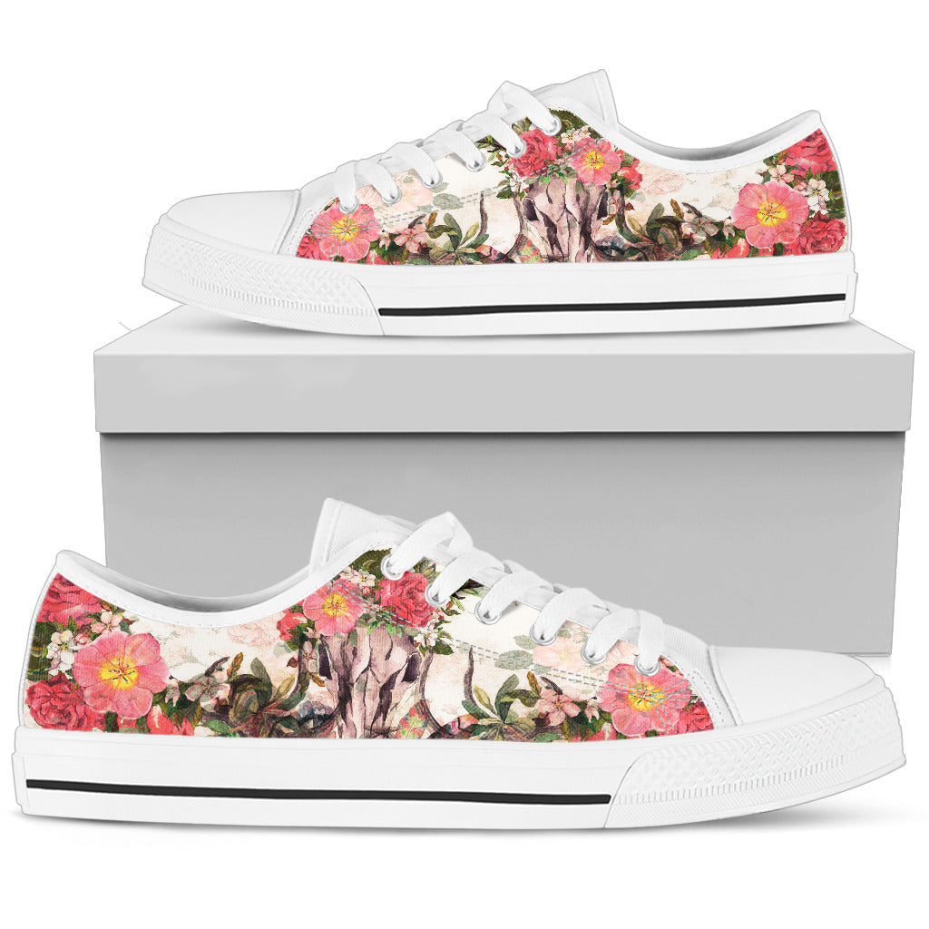 Undying Garden Women's Low Top Shoe