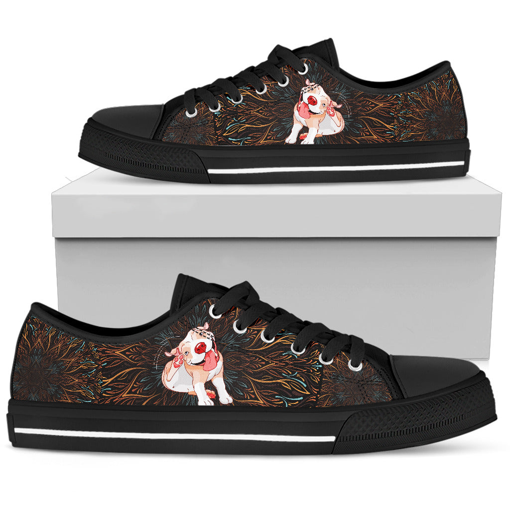 Pitbull Women's Low Top Shoe