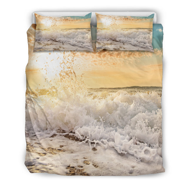 Wave Explosion Bedding Set