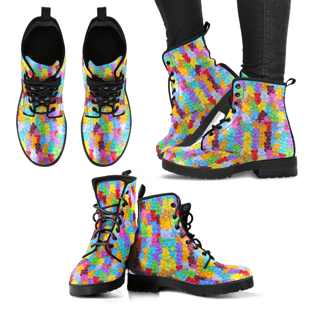 Gummy Bear Women's Boots