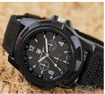 Sports Army Watch Men Boys Cool Christmas Gift Qurtzwatch!!!