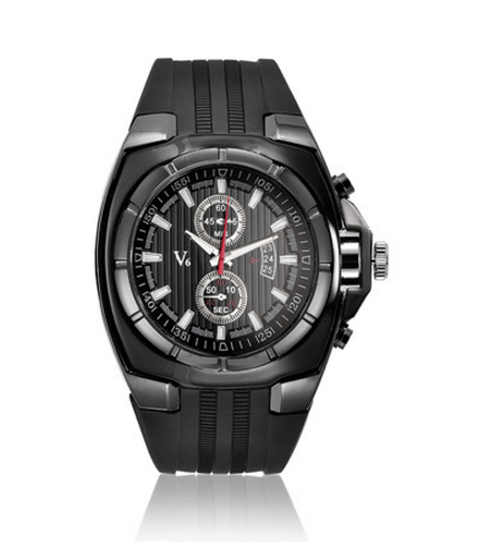 Sports Military Silicon Casual Wristwatch