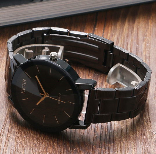 Rosonse Quartz Stainless Steel Saat Cool branded Wrist Watches For Men!