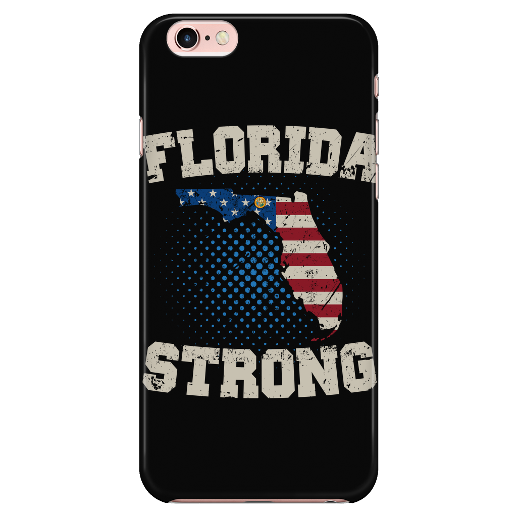 Iphone & Samsung Custom Made Florida Strong Phone Cases!