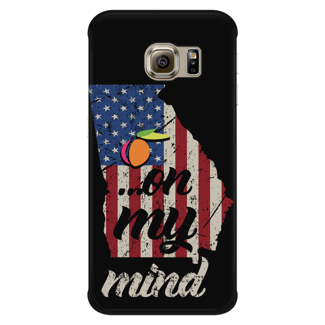 Exclusive Iphone & Samsung Custom Made Georgia On My Mind Phone Cases!