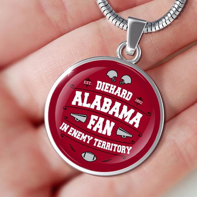 Alabama Fan!