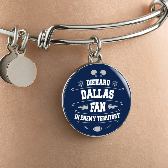 Dallas Fan Bracelet