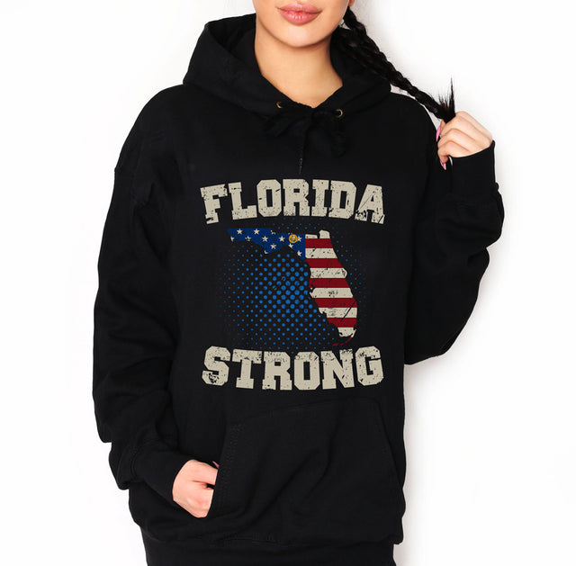 Exclusive FLORIDA STRONG  Hoodie!