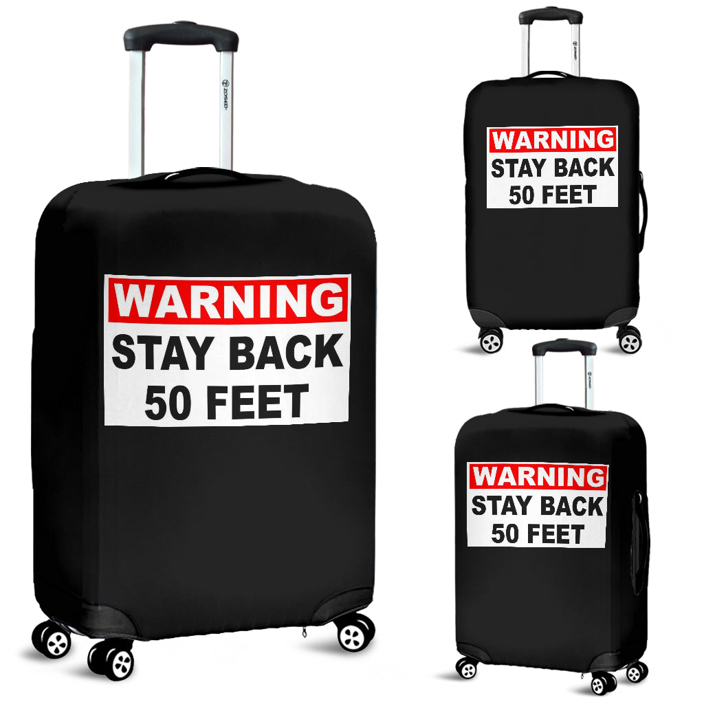 Warming 50 Feet Luggage Cover