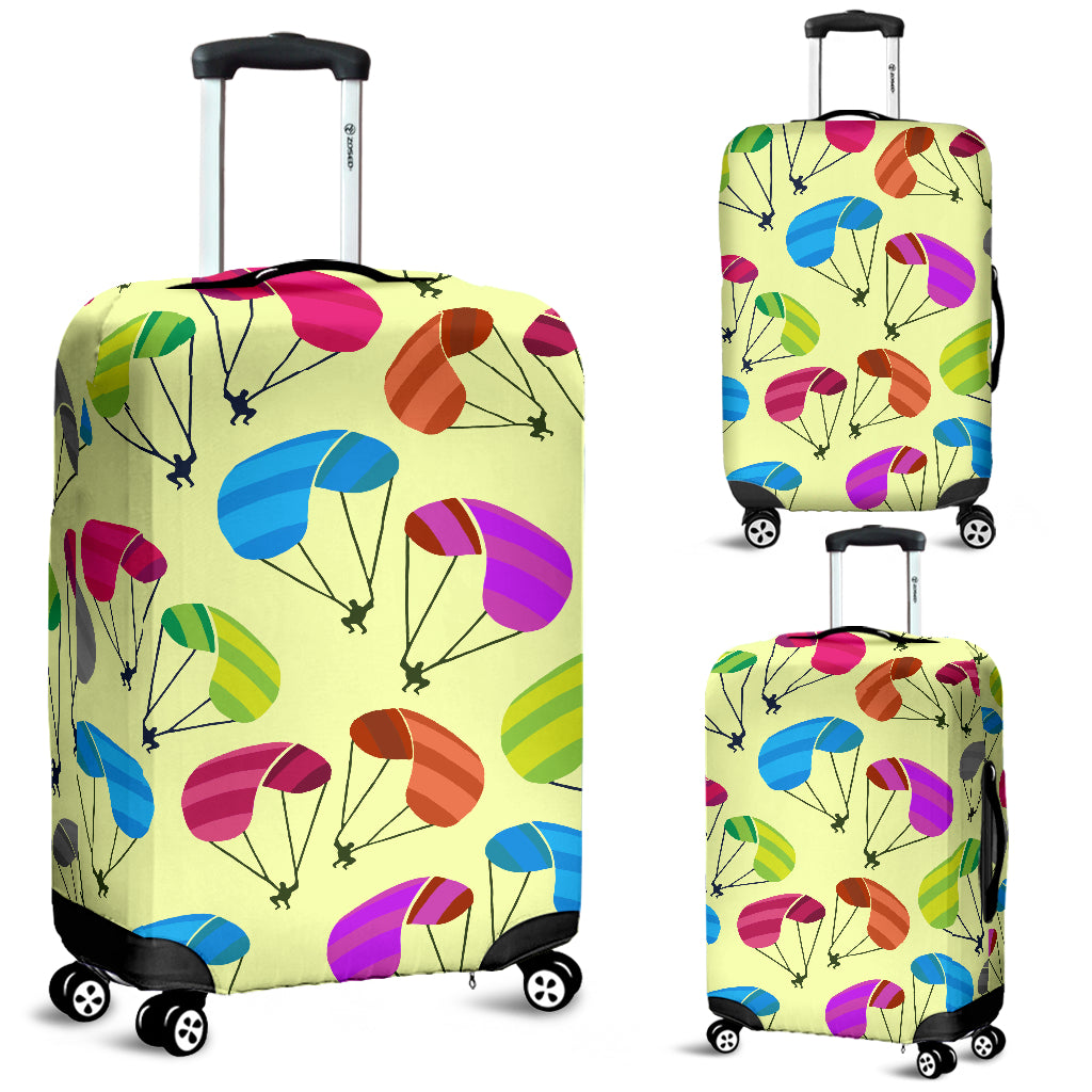 Skydiving Luggage Covers