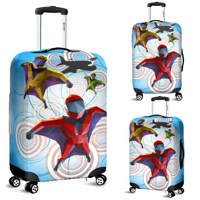 Wingsuit Flying Luggage Covers