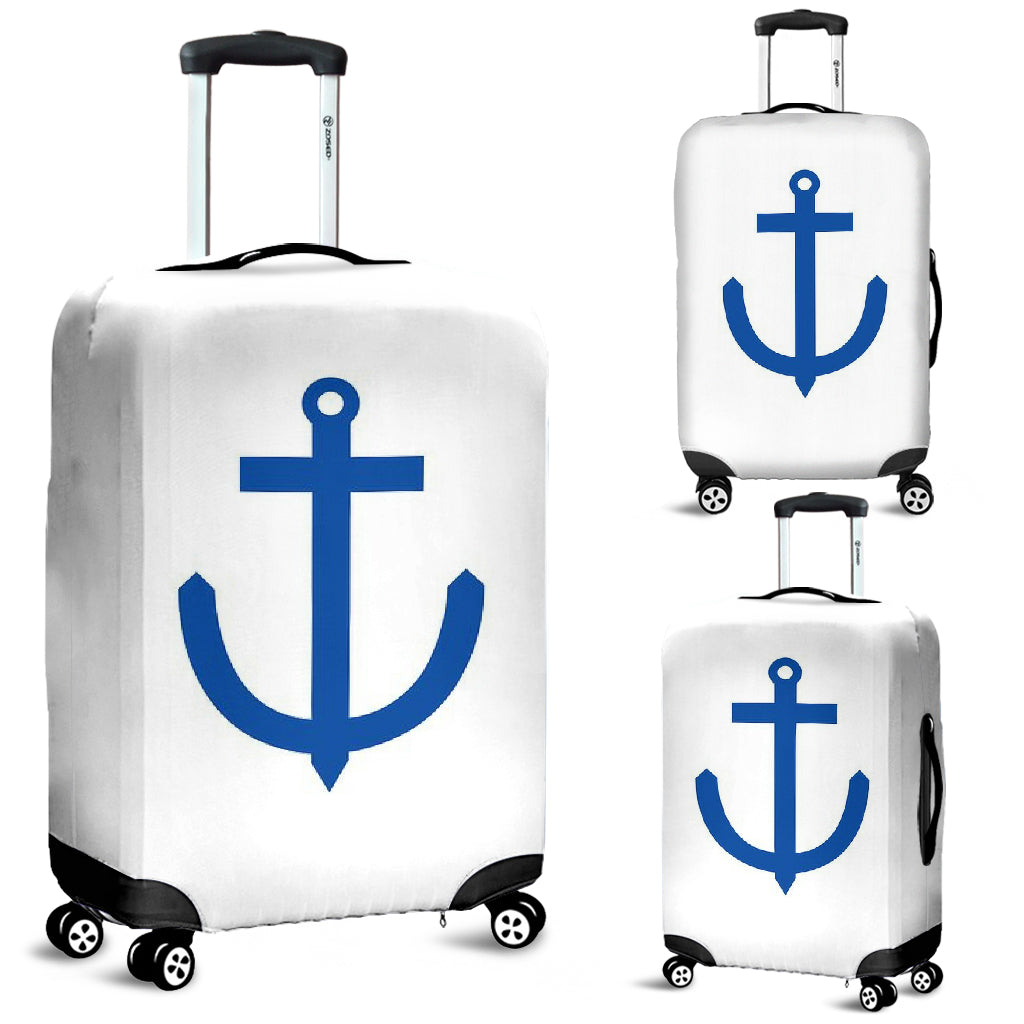 Luggage Cover ~ Anchor