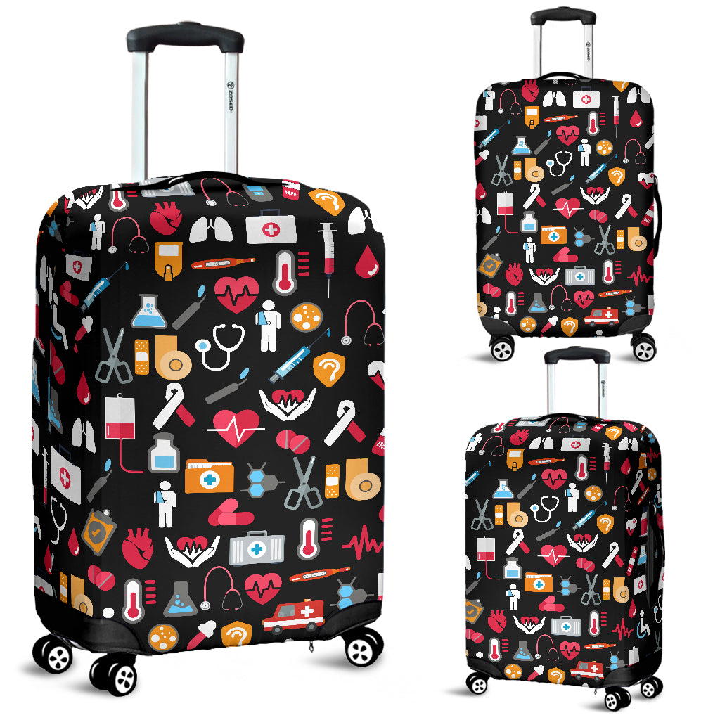 PERFECT GIFT FOR NURSE LUGGAGE