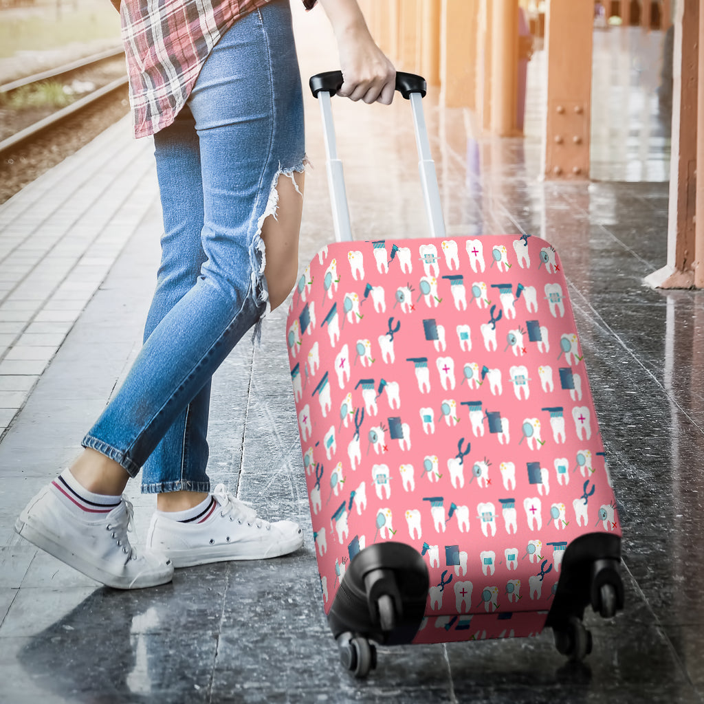Dental Lovers Luggage Cover