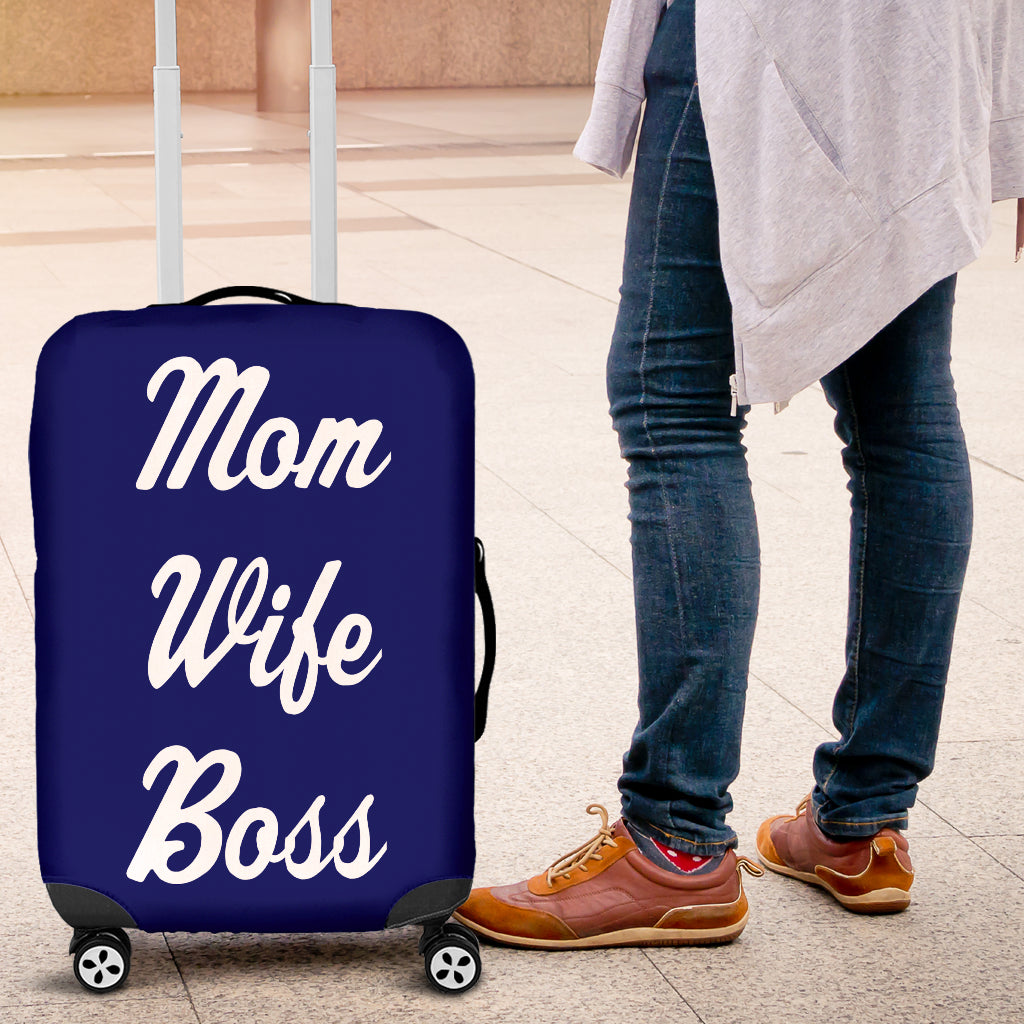 NP Mom Wife Boss Luggage Covert