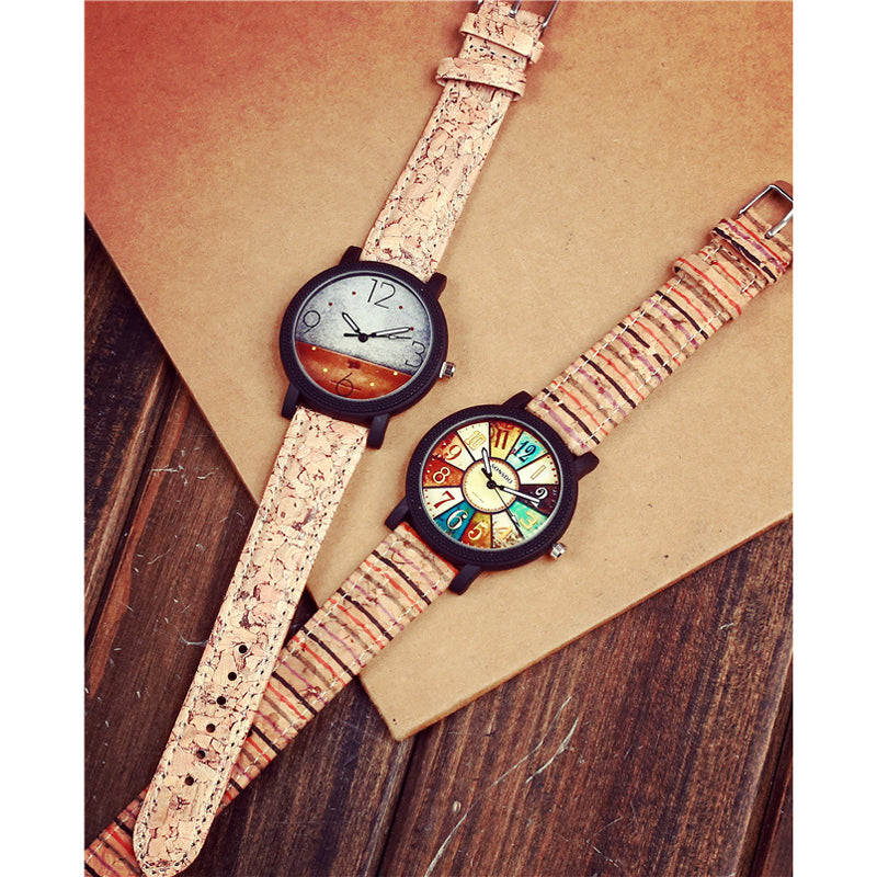 Top brand Women Wooden Quartz Watch!