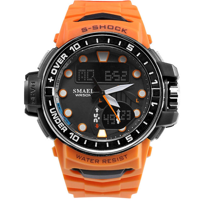 New Model Handiness Military Waterproof Sports Wristwatch-offer