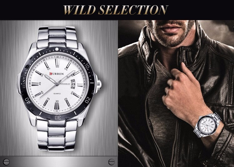 Latest Luxury Watch Military Full Dive 30m Wristwatch!