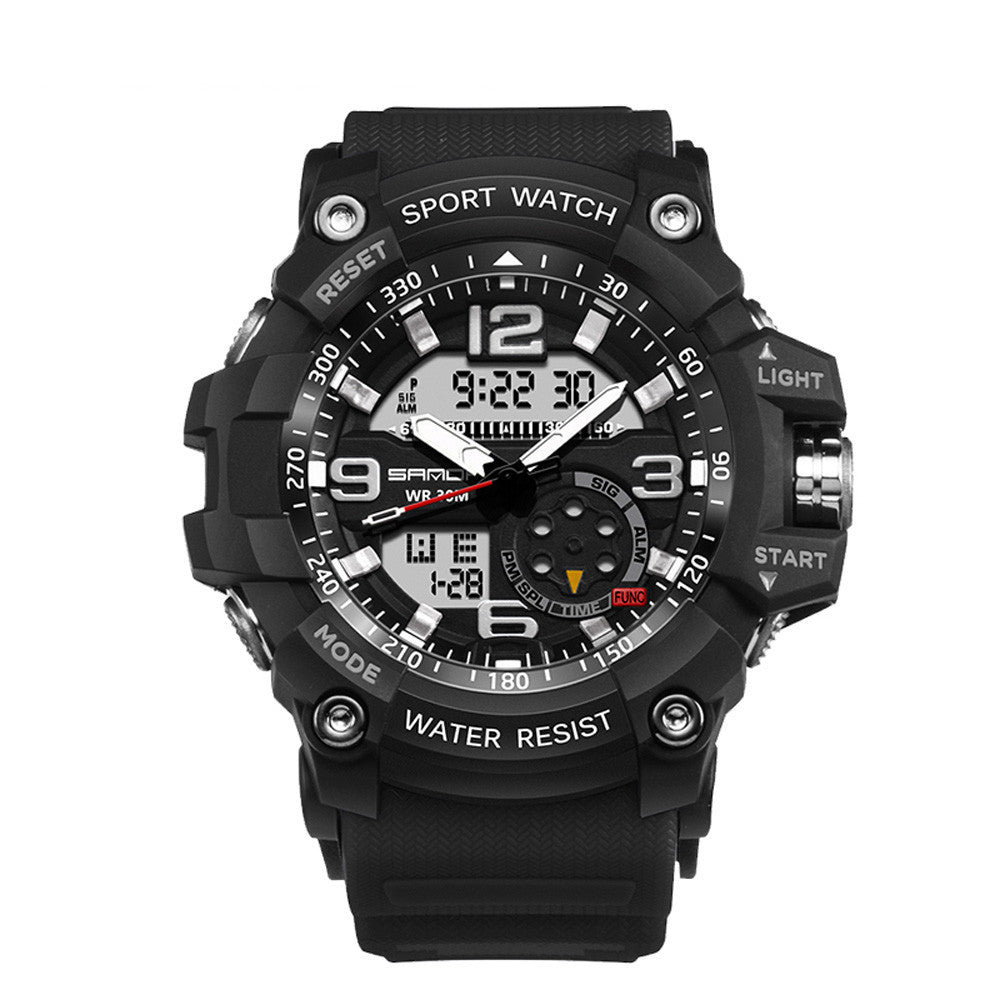 Fashion Waterproof Shock Digital Electronic Sports Watches