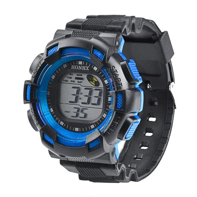 Back Light LED Digital Watch!