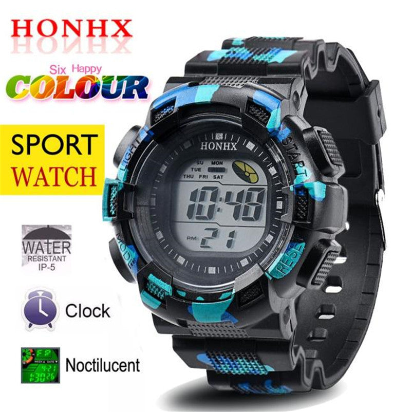 Back Light LED Digital Watch-Offer