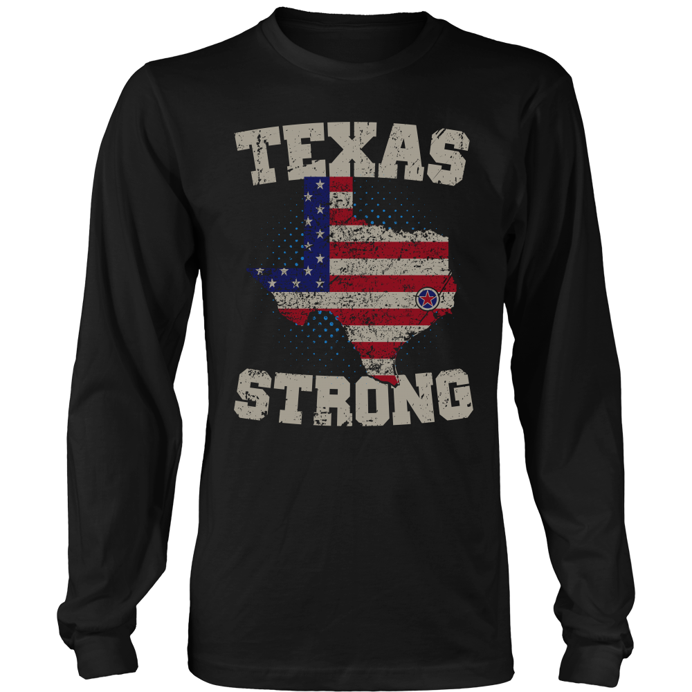 Exclusive TEXAS Strong Shirt!