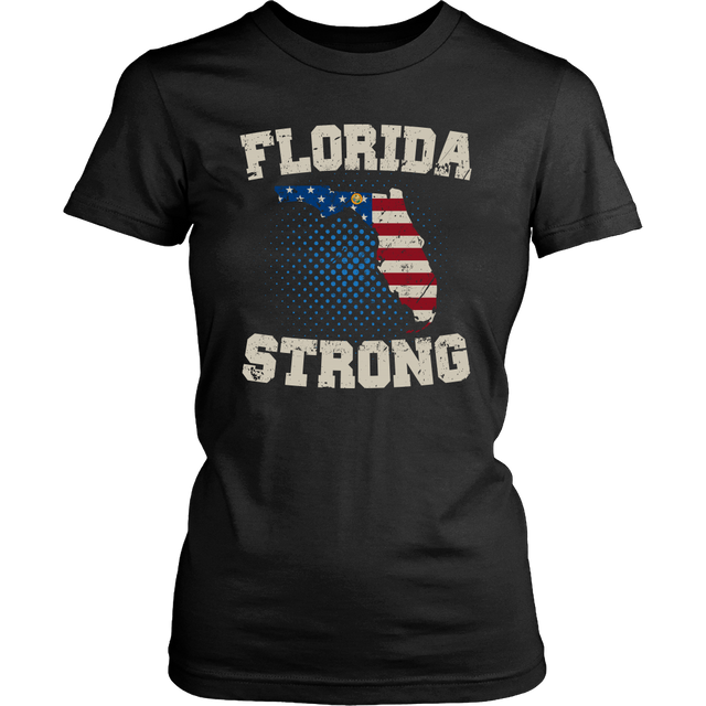 Exclusive FLORIDA STRONG T-Shirts!