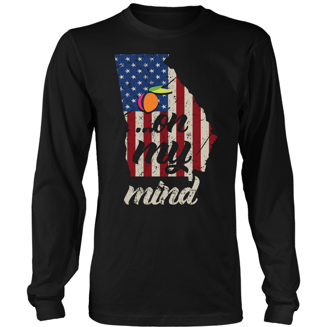 Exclusive Georgia On My Mind T-Shirts!