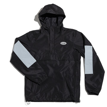 Anorec Jacket Black & Grey