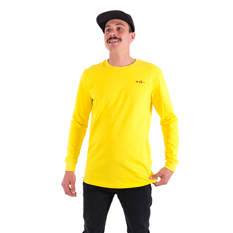 Ride With Us Long Sleeve Tee