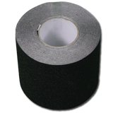 150 mm x 18.3 meter, sort anti slip tape fra Real Safety i DK