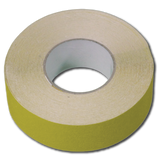 50 mm x 18.3 meter, gul anti slip tape fra Real Safety i DK
