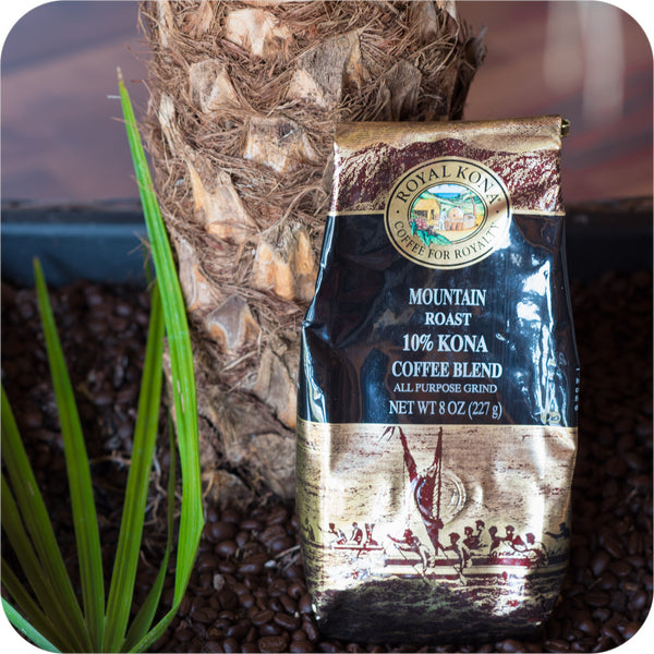 Mountain Roast 227 Gramm - ExoticCoffee - 1